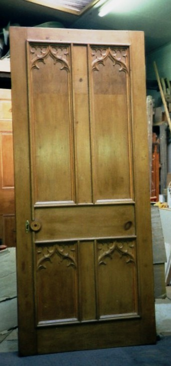 A sample door hand crafted by our master craftsmen